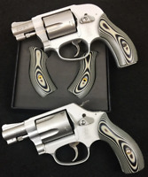 J Frame Grips fits most Smith & Wesson S&W G10 Layered Stunning #1