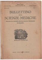Bullettino delle Scienze Mediche Luglio-dicembre 1944 fasc. 2 L5875