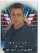 Stargate SG1 Season 7 SG-1 Team Chase Card S3