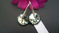 STUNNING  GENUINE 925 SOLID STERLING SILVER  EARRINGS  SPECIAL PRICE