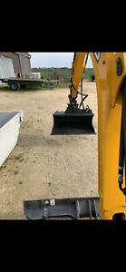"40"" 1-3 ton excavator Tilting grading bucket With 30mm Pins"