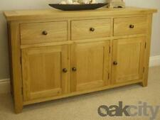 More than 200cm Height Beige Sideboards, Buffets & Trolleys