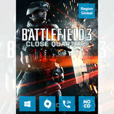 Battlefield 3 Close Quarters Expansion DLC for PC Game Origin Key Region Free