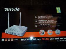 Tenda FH1206 High Power Wireless AC1200 Dual Band Router