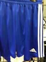 Adidas Condivo 12 Adult Small Soccer Shorts Royal Blue / White New With Tags
