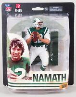 MCFARLANE Joe Namath NewYork Jets NFL35 Reg Figure