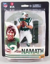 McFarlane NFL Series 33 New York Jets Joe Namath Green Jersey.