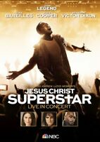 JESUS CHRIST SUPERSTAR Live In Concert DVD NEW NTSC ALL Alice Cooper John Legend