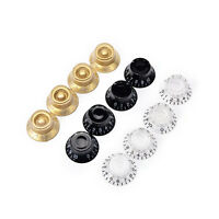 4pcs Guitar Knobs Speed Control Volume Tone for Guitar Replacement AccessoriesCR