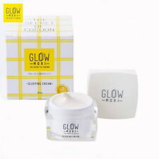 10 ml Glow Mori Sleeping Cocoon Night Cream Repair Rejuvenate Damaged skin cells