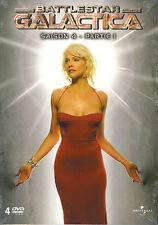 Battlestar Galactica : Saison 4 - Partie 1 (4 DVD)