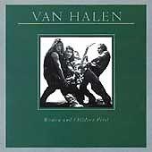 Women and Children First [Remaster] by Van Halen (CD, Mar-1987, Warner Bros.)