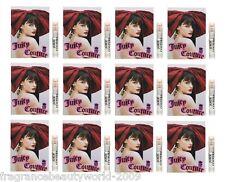 12X JUICY COUTURE WOMEN 0.05 OZ / 1.5 ML EAU DE PARFUM SPRAY SAMPLE VIAL
