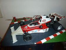 Mclaren M23 transkit Monaco 1974 1/12