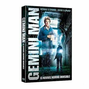 Gemini Man-complete 76`s TV series- Ben Murphy  DVD Region 2 PAL