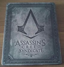 ASSASSIN'S CREED SYNDICATE BIG BEN COLLECTOR'S EDITION STEELBOOK NEW SEALED