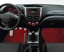 2008-2014 Subaru Forester Impreza Interior Illumination Kit Red Genuine OEM NEW