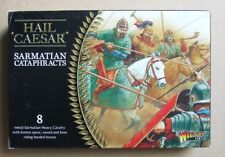 Hail Caesar sarmatian cataphracts - 28 mm (Seigneur de guerre) Metal - 4 models