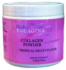 NEW HIDRO COLAGINA XXI, hidrolized collagen powder with vitamin C, colageina 10