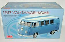 1/12 Sunstar 1957 VW VOLKSWAGEN SPLITSCREEN KOMBI PANEL VAN - BLUE