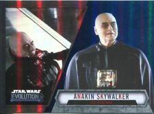 Anakin Skywalker Star Wars Star Wars Evolution Collectable Trading Cards
