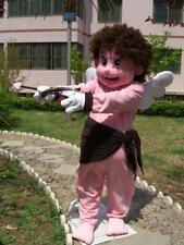 Kawaii Pink Cupid Mascot Costume Adult Suit Parade Birthday Party Dress Suprise