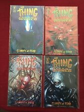 THE THING FROM ANOTHER WORLD: CLIMATE OF FEAR #1 2 3 4 1-4 DARK HORSE COMICS