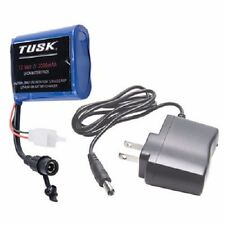 Tusk Enduro Lighting Kit Replacement Battery Pack With Charger Dual Sport