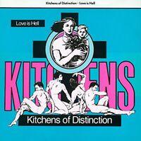 KITCHENS OF DISTINCTION - LOVE IS HELL 180G  VINYL LP NEW!