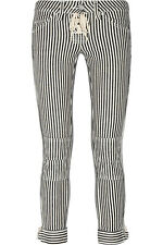 ISABEL MARANT PLIRO Striped Pants - Spring summer 2011 seaon Collector NEW