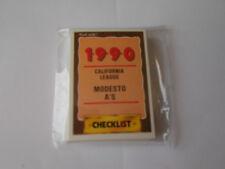 1990 PRO CARDS MADISON MUSKIES TEAM SET 29 cards HOSEY