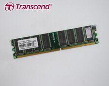512MB TRANSCEND DDR1 DIMM Mémoire vive ram PC3200 512M DDR400 dimm