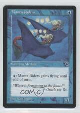 1997 Magic: The Gathering - Tempest Booster Pack Base #NoN Manta Riders Card 0a0