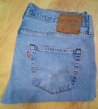 Levis 501 Big E red tab Vintage Jeans W36 L32 Batwing single stitch back pocket