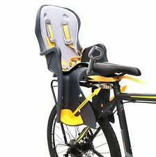 Bicycle Kids child Rear Baby Seat bike Carrier USA Standard With Rack