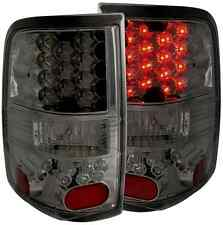 ANZO 311171 Set of 2 Smoke Lens LED Tail Lights for 2004-2008 Ford F-150