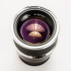 Rolleiflex Rollei SL66 Carl Zeiss Sonnar 150mm f/4 téléobjectif portraits !!