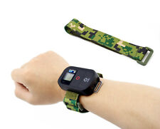 WiFi Remote Wrist Strap Belt Band Strap For GoPro Hero 4 3+ 3 Camera Camouflage
