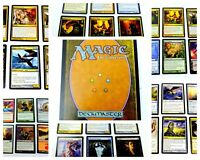 1993-2009 MTG MAGIC: THE GATHERING Assorted CARD Lot of 36