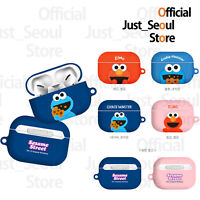 Official Sesame Street Hard Airpods Pro Case Cover + Free Tracking Number