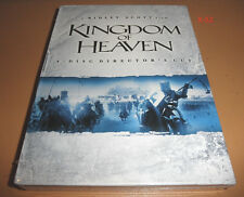 Kingdom of Heaven (DVD, 2006, 4-Disc Set, Directors Cut Widescreen)