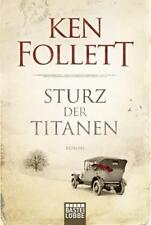 Dreher, Tina - Sturz der Titanen: Die Jahrhundert-Saga. Roman /4