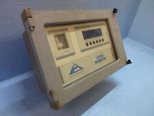 PCI Ozone & Control LC-400 Ozone Monitor Operator Interface Screen 115/230V