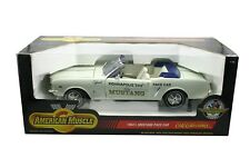 """American Muscle 1:12 Scale 1964 1/2 Indianapolis """"500"""" Mustang Pace Car Die Cast"""