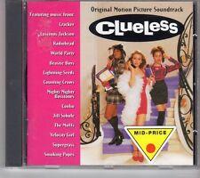 (GM118) Clueless / Original Motion Picture Soundtrack - 1995 CD