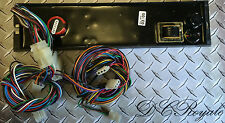 Whelen 9M4S Strobe Power Supply With Cables 9M Edge 9000 Light Bar 4 Head TESTED