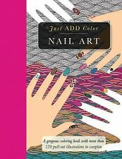 NAIL ART - NOT AVAILABLE (NA) - NEW PAPERBACK BOOK