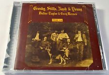 Crosby Stills Nash & Young - Deja Vu - REMASTERED CD ** NEW & SEALED **   CSNY