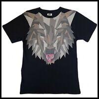 Alife Wolf Pack T-Shirt | Small/Medium | Black | Rare