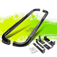 """COATED BOLT-ON 3""""SIDE STEP NERF BAR/RAIL FOR 03-08 NISSAN MURANO Z50 FWD/AWD"""